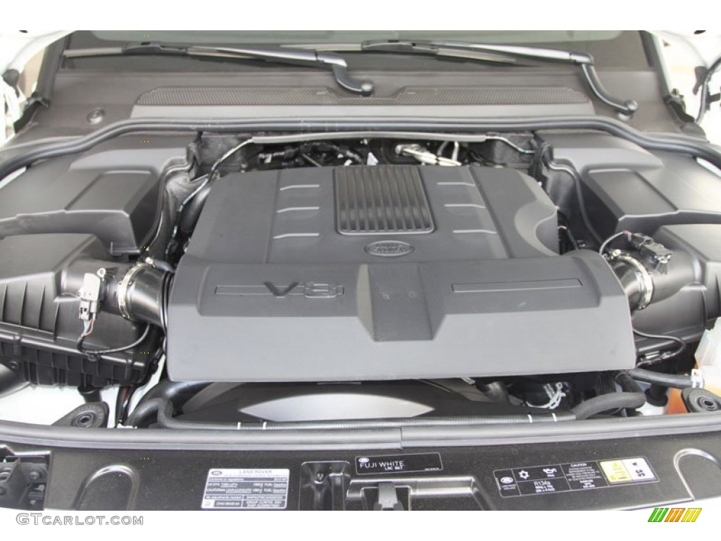2012 Land Rover Lr4 Hse Lux Engine Photos