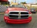 2002 Flame Red Dodge Ram 1500 SLT Quad Cab  photo #2