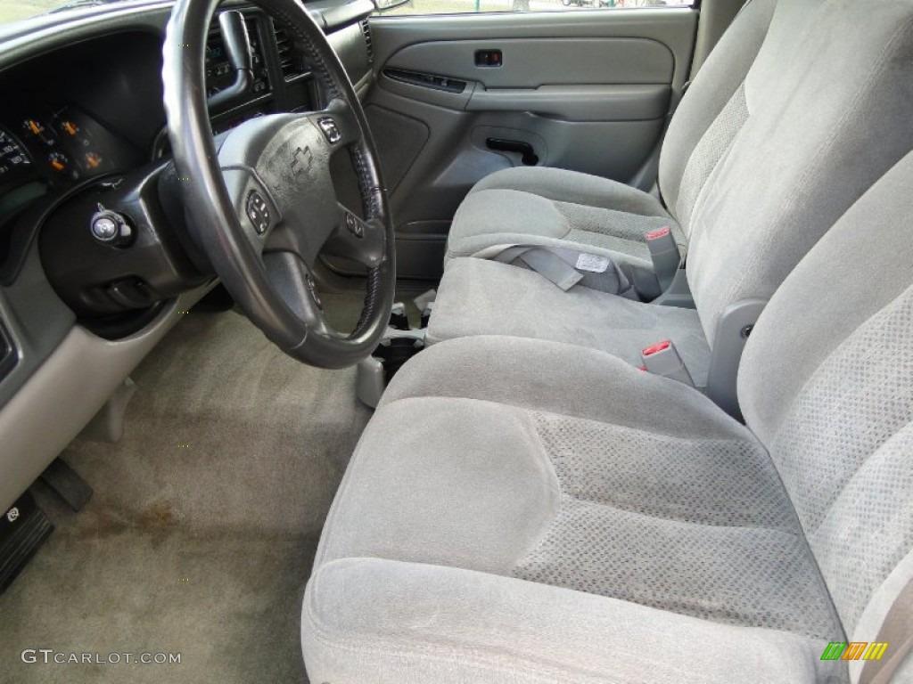 2006 Chevrolet Tahoe Ls Interior Photo 56810998 Gtcarlot Com