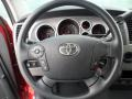 Graphite Steering Wheel Photo for 2012 Toyota Tundra #56811772