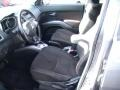 Black 2009 Mitsubishi Outlander Interiors