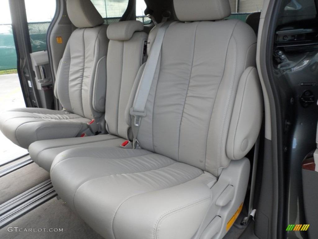 Bisque Interior 2012 Toyota Sienna XLE Photo 56812594  GTCarLotcom