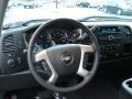 2012 Black Chevrolet Silverado 1500 LT Extended Cab 4x4  photo #10