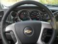 2012 Black Chevrolet Silverado 1500 LT Extended Cab  photo #11