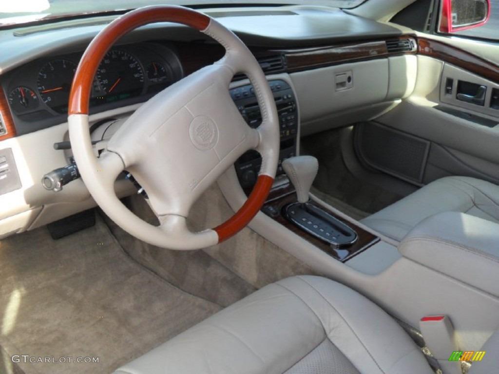 Neutral Shale Interior 2000 Cadillac Eldorado Etc Photo 56820541