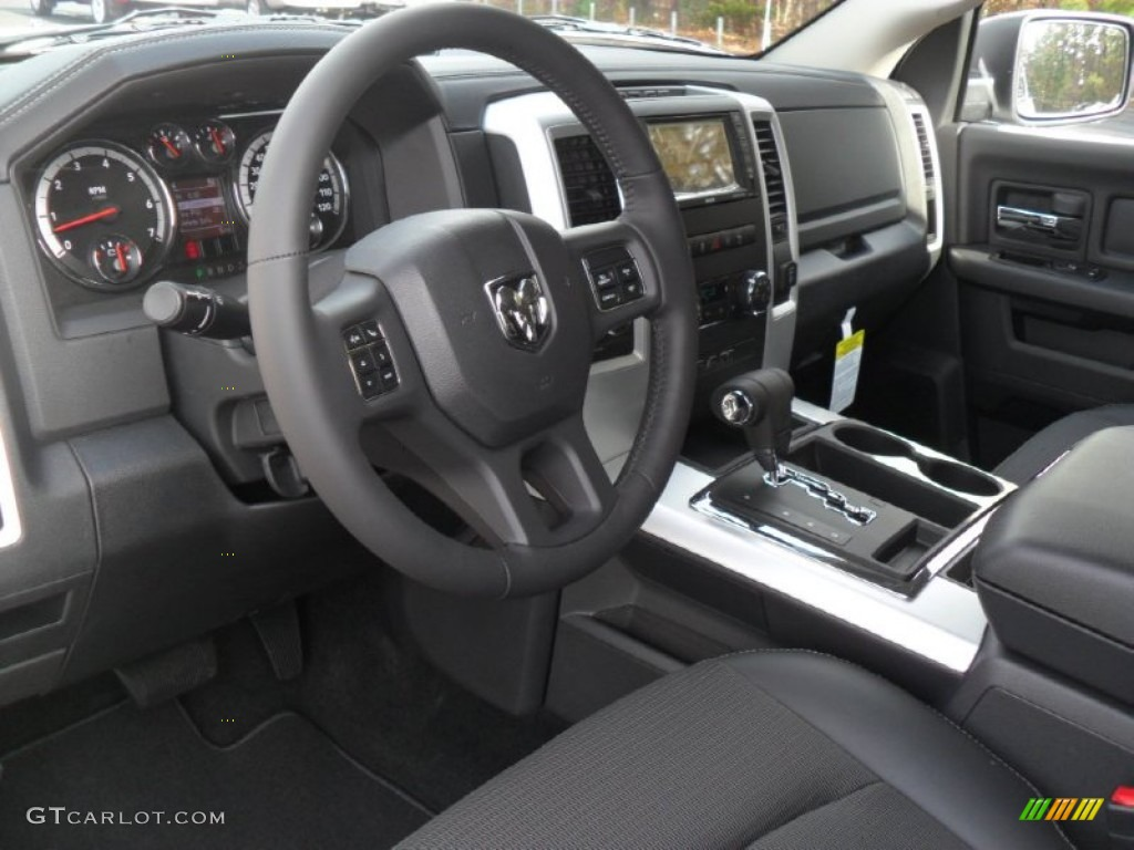 2012 Dodge Ram 1500 Sport Crew Cab 4x4 Interior Photo 56821009 Gtcarlot Com