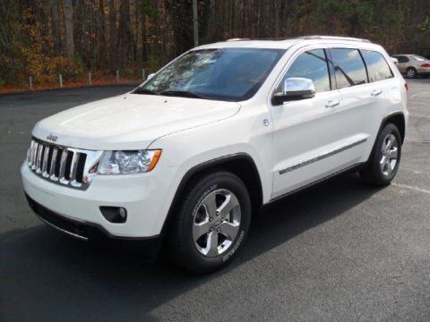 2012 jeep grand cherokee overland 4x4 data info and specs. Black Bedroom Furniture Sets. Home Design Ideas