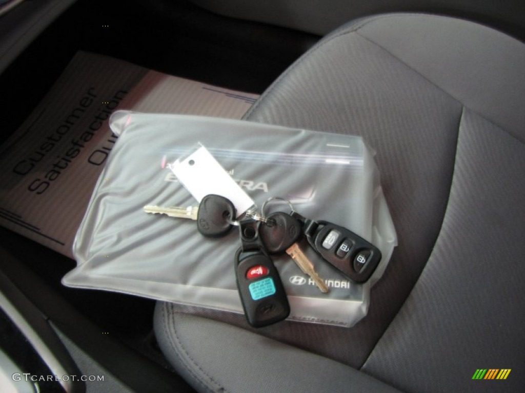 2011 Hyundai Elantra Gls Keys Photo 56826650 Gtcarlot Com