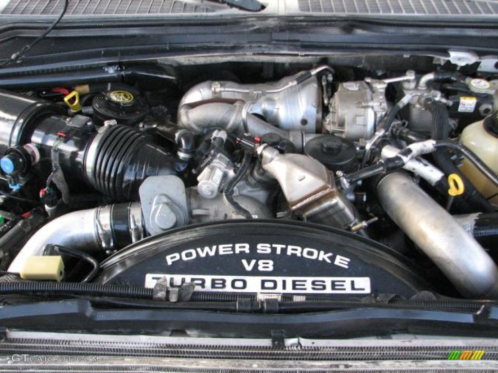 2008 ford f250 super duty xl regular cab 4x4 6 4l 32v power stroke turbo diesel