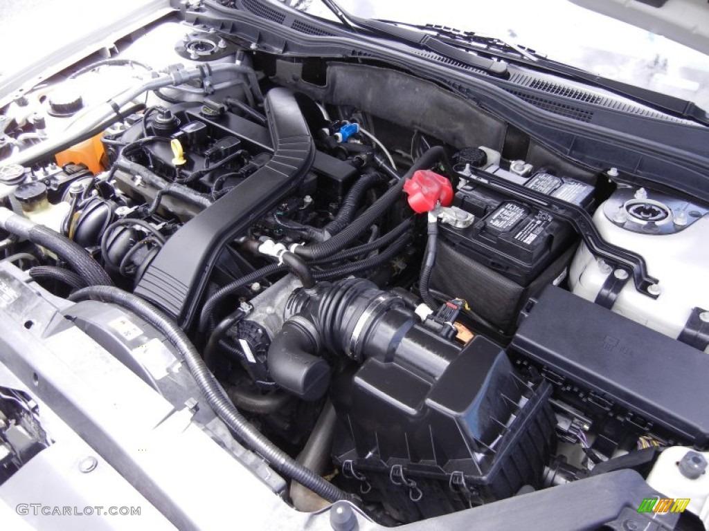 2008 ford fusion se specs