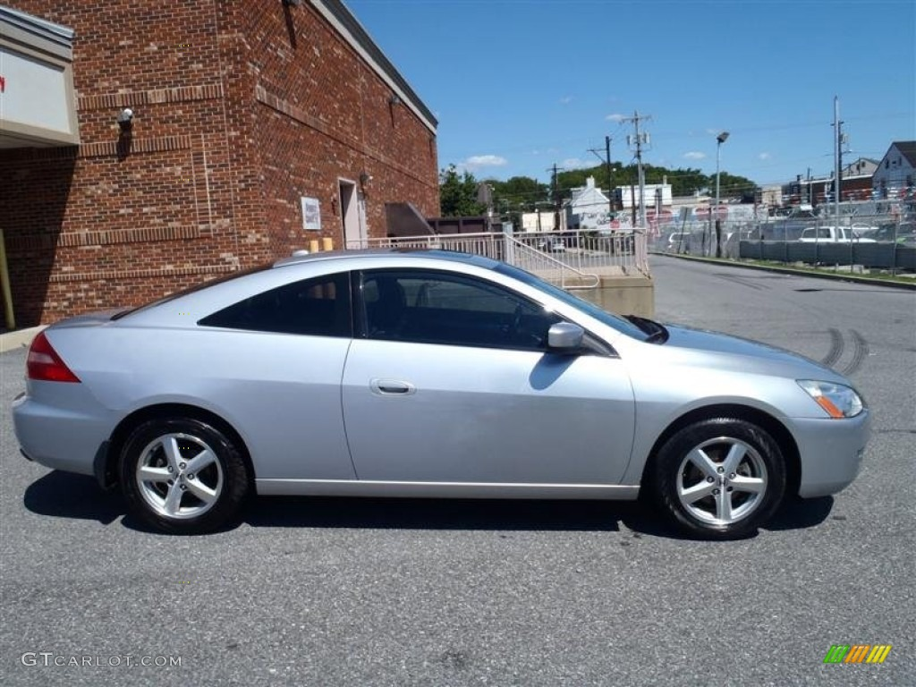 Honda Accord 2014 Coupe V6 >> Satin Silver Metallic 2004 Honda Accord EX-L Coupe ...