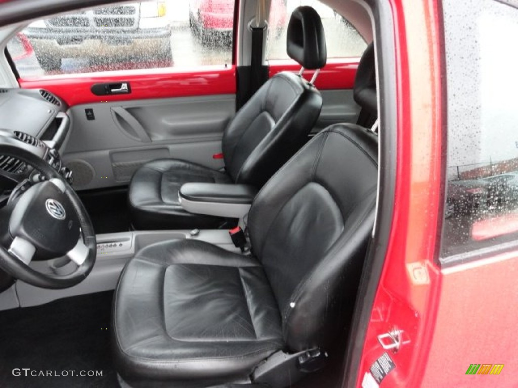 2000 Volkswagen New Beetle Glx 1 8t Coupe Interior Photos