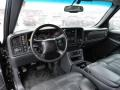 2002 Onyx Black Chevrolet Silverado 1500 LS Extended Cab 4x4  photo #13
