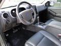 2009 Ford Explorer Black Interior Prime Interior Photo