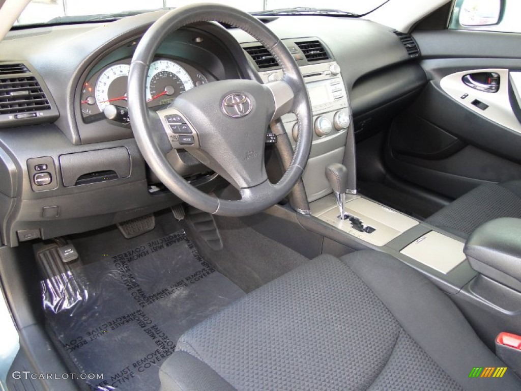 Charcoal Interior 2009 Toyota Camry Se Photo 56854925