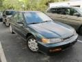 Dark Eucalyptus Green Pearl Metallic 1996 Honda Accord LX Sedan