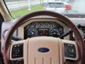 2012 Golden Bronze Metallic Ford F250 Super Duty King Ranch Crew Cab 4x4  photo #22