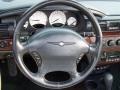 Sandstone Steering Wheel Photo for 2002 Chrysler Sebring #56860358