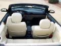 Sandstone Interior Photo for 2002 Chrysler Sebring #56860469