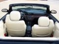 Sandstone Interior Photo for 2002 Chrysler Sebring #56860475