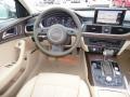 Dashboard of 2012 A6 3.0T quattro Sedan