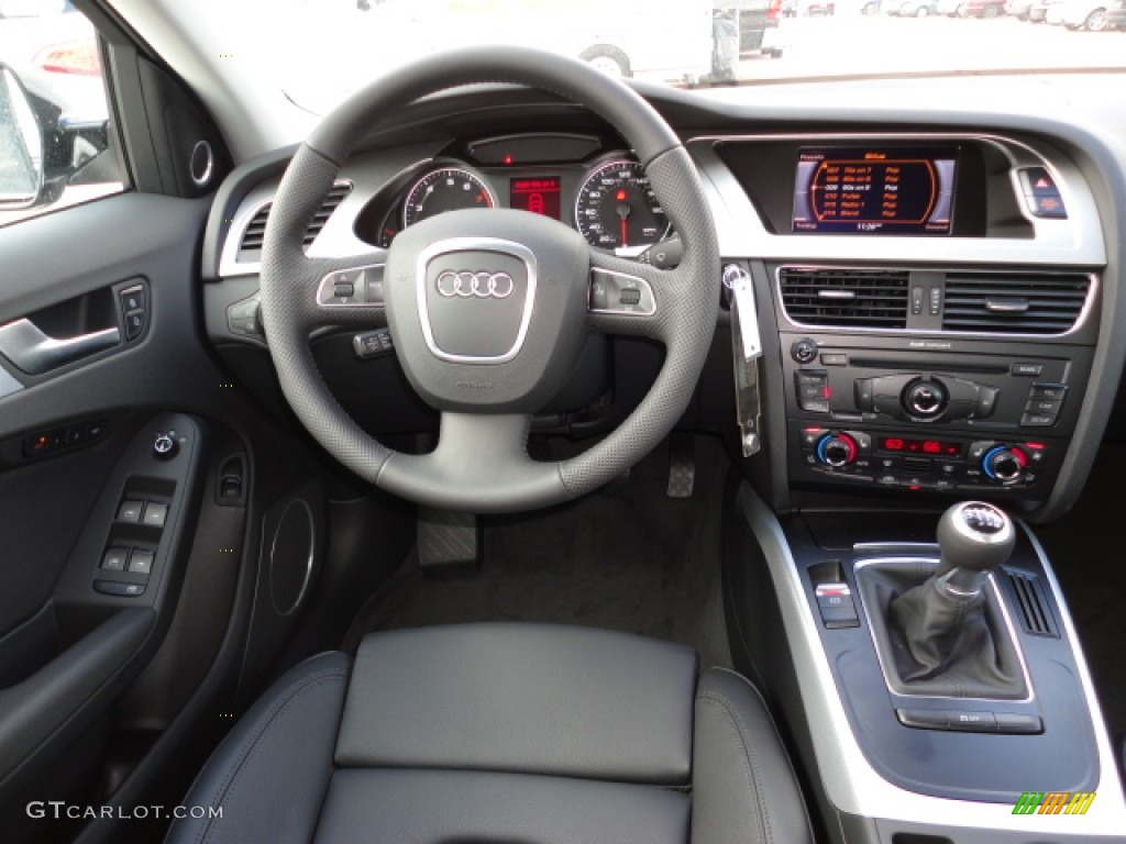 2012 audi a4 2 0t sedan 6 speed manual transmission photo. Black Bedroom Furniture Sets. Home Design Ideas