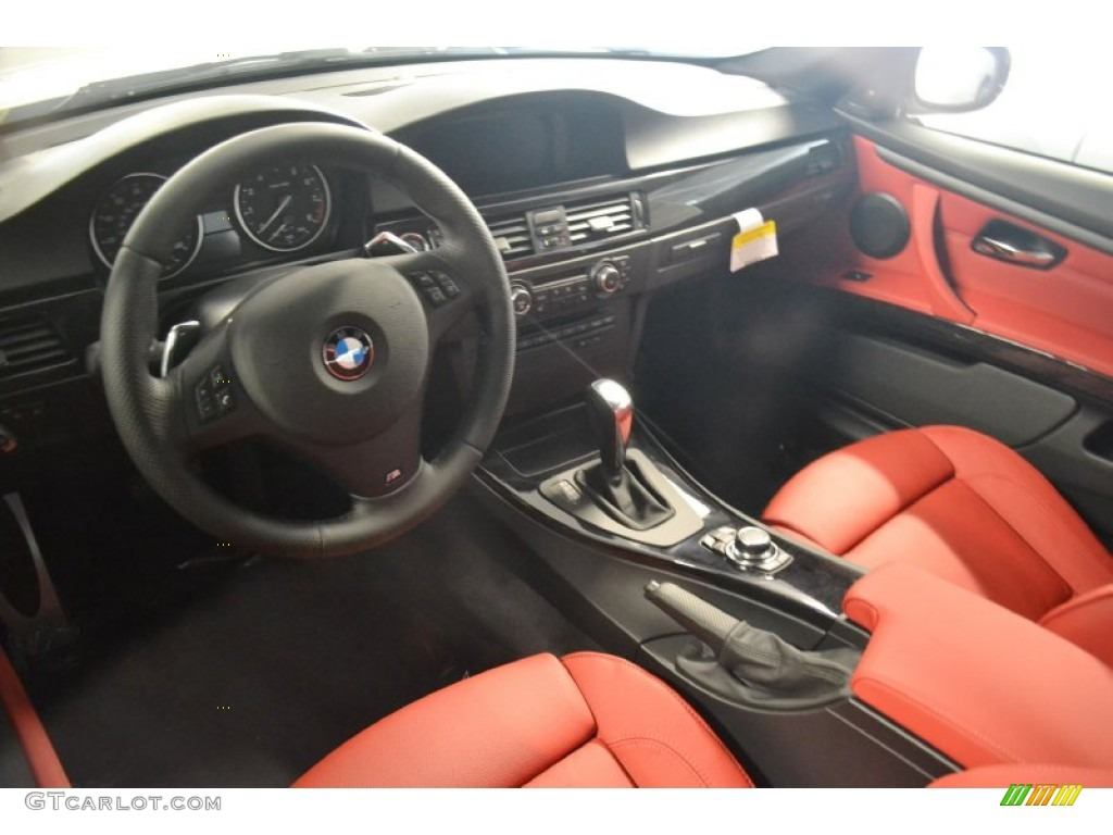 Coral Red Black Interior 2012 Bmw 3 Series 335i Coupe Photo 56862318