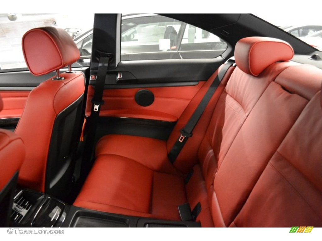 Coral Red Black Interior 2012 Bmw 3 Series 328i Coupe Photo 56862416