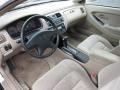 Ivory Prime Interior Photo for 2002 Honda Accord #56865023