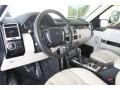 2007 Java Black Pearl Land Rover Range Rover Supercharged  photo #4