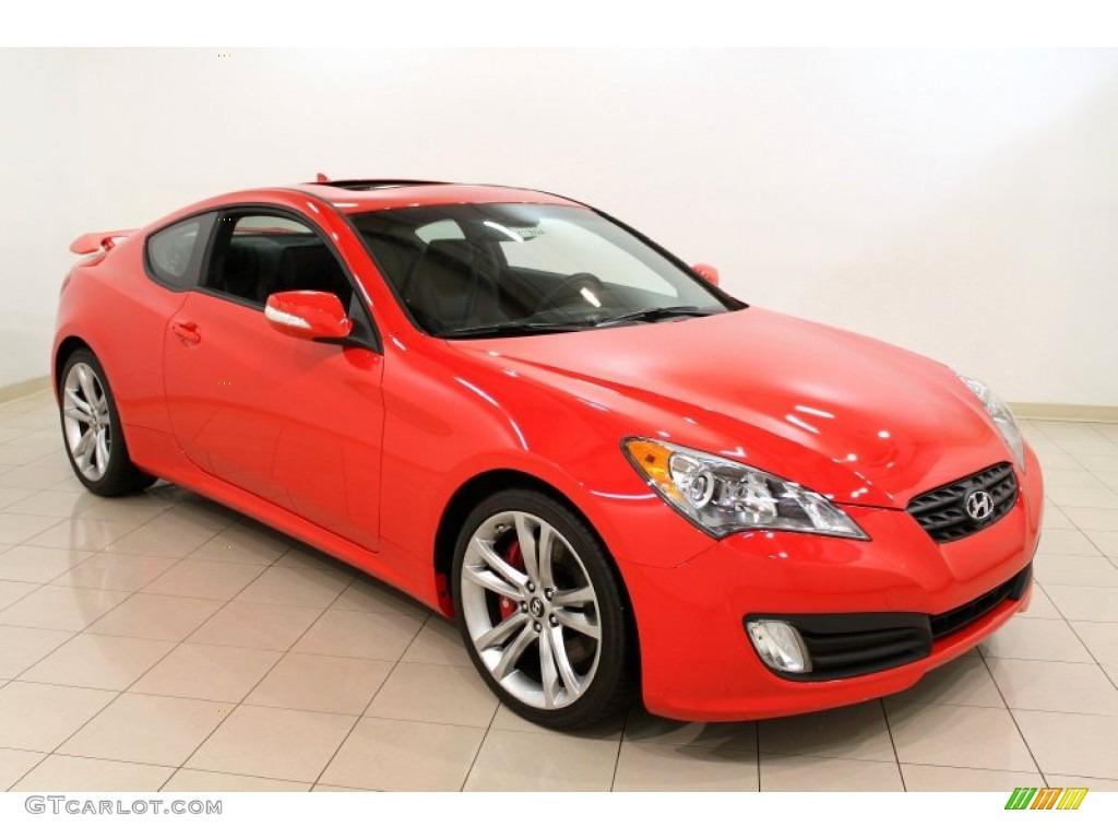 2011 tsukuba red hyundai genesis coupe 3 8 track 56827968 photo 15 car color. Black Bedroom Furniture Sets. Home Design Ideas