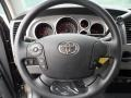 Graphite Steering Wheel Photo for 2012 Toyota Tundra #56868749