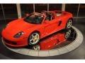 Guards Red 2005 Porsche Carrera GT