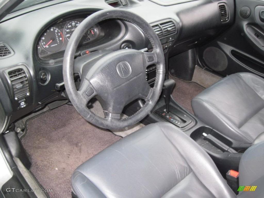 Graphite Interior 2000 Acura Integra Gs Coupe Photo 56882892