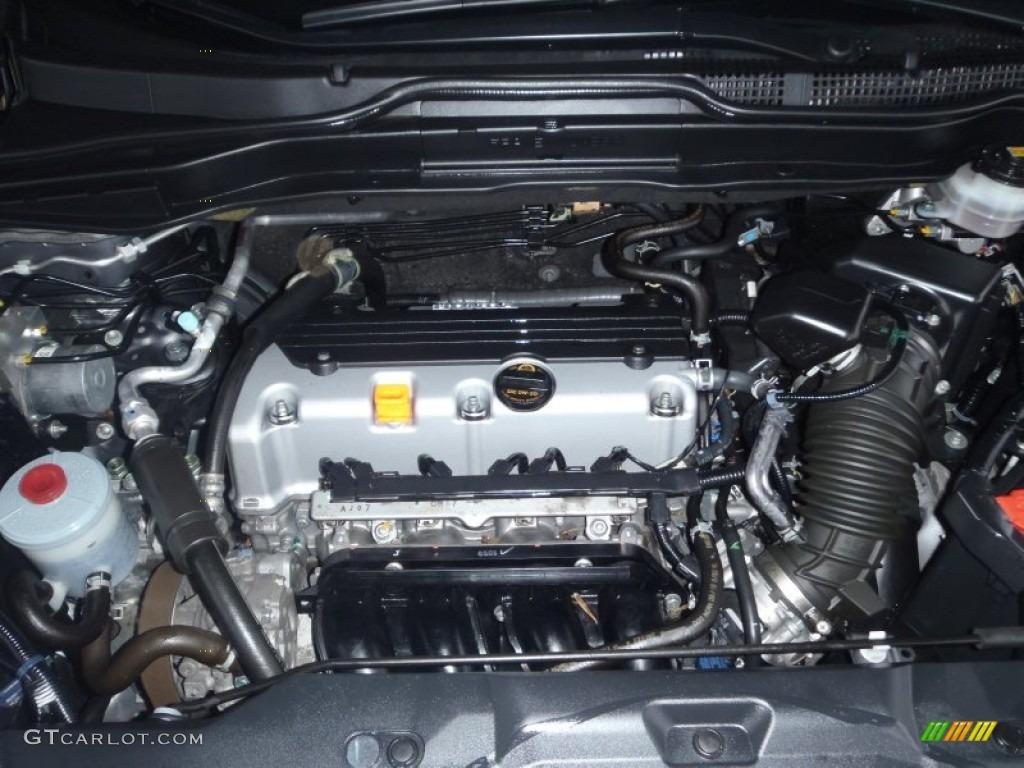2011 honda cr v ex l 4wd 2 4 liter dohc 16 valve i vtec 4 for Honda crv engine size