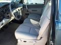 2012 Blue Granite Metallic Chevrolet Silverado 1500 LT Regular Cab 4x4  photo #18