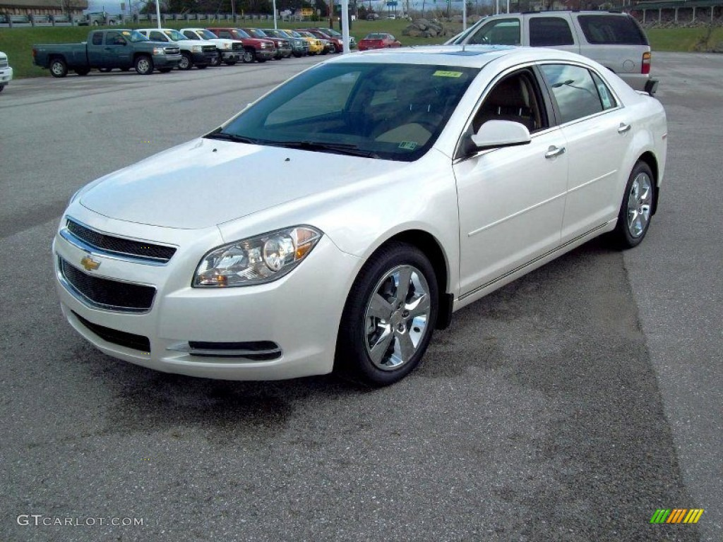 white diamond tricoat 2012 chevrolet malibu lt exterior photo 56887849. Black Bedroom Furniture Sets. Home Design Ideas