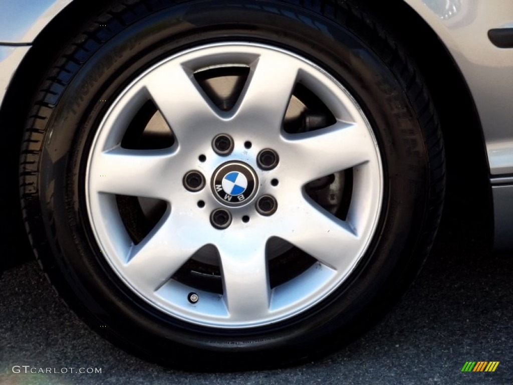 2004 Bmw 3 Series 325i Sedan Wheel Photo 56899957