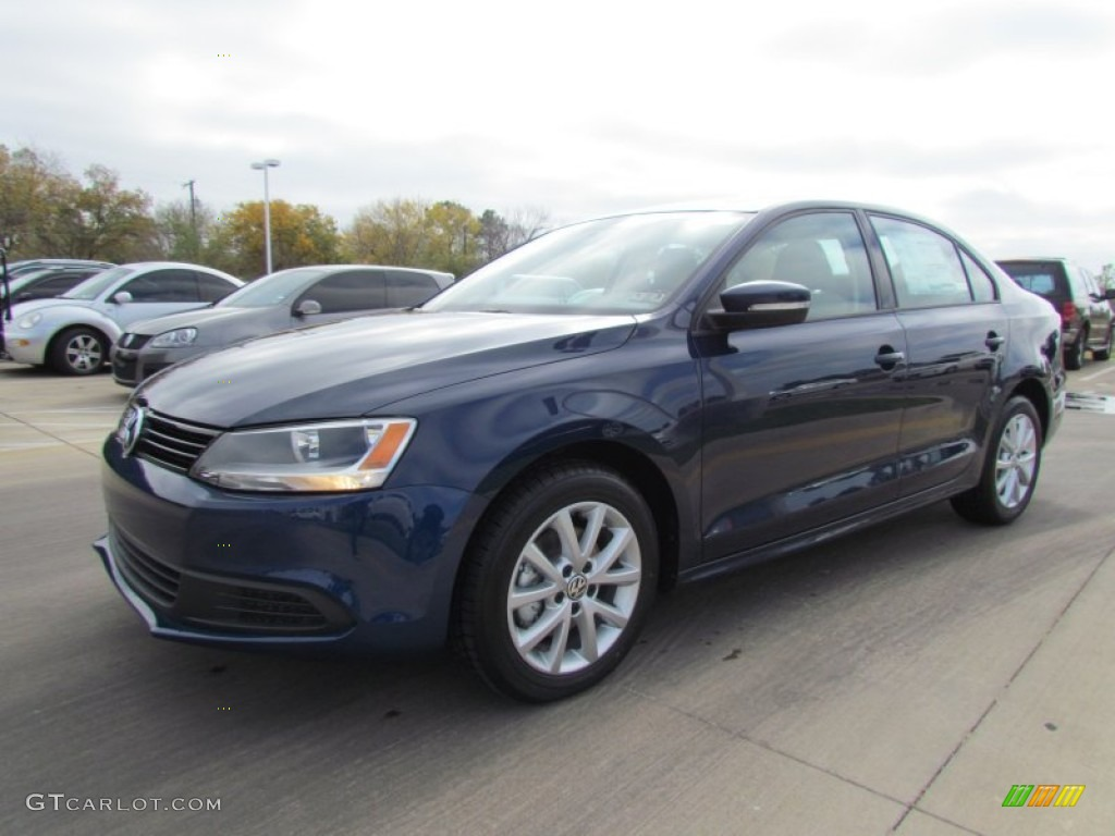 2012 tempest blue metallic volkswagen jetta se sedan 56873911 car color galleries. Black Bedroom Furniture Sets. Home Design Ideas