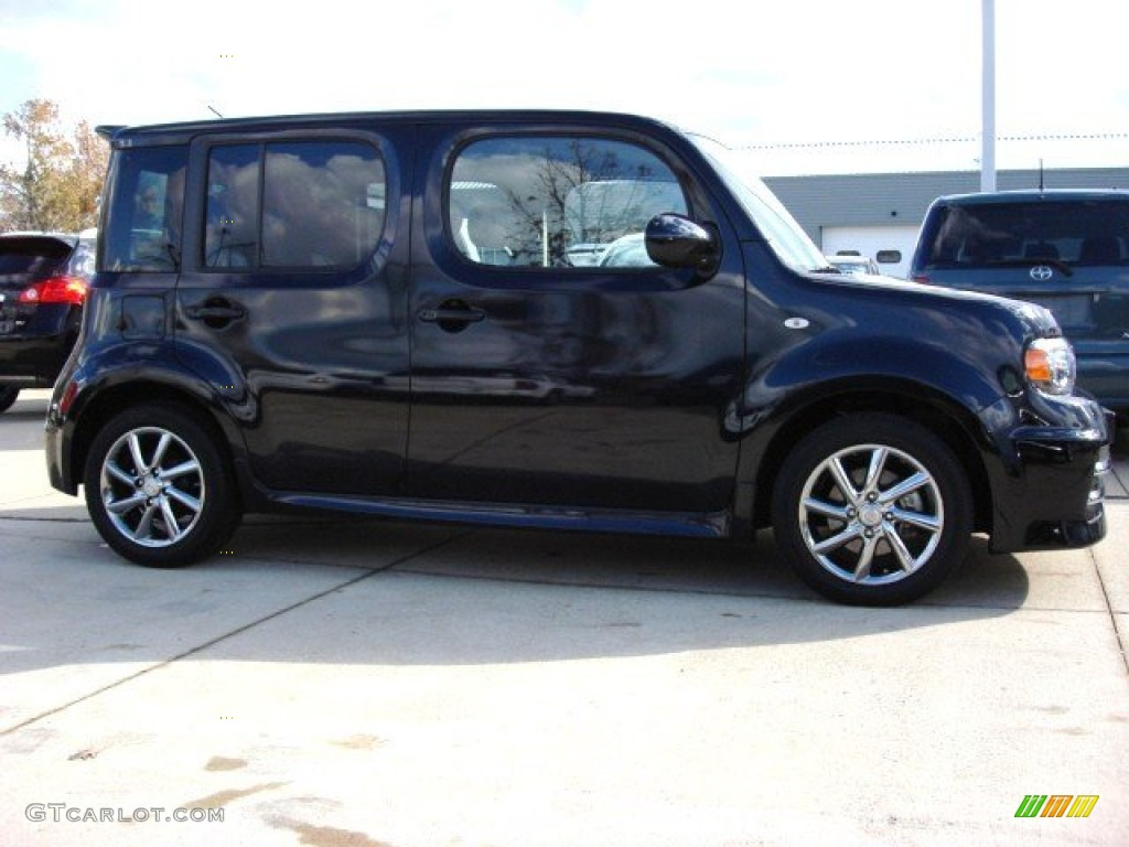 Sapphire black pearl 2010 nissan cube krom edition exterior photo sapphire black pearl 2010 nissan cube krom edition exterior photo 56900953 vanachro Image collections