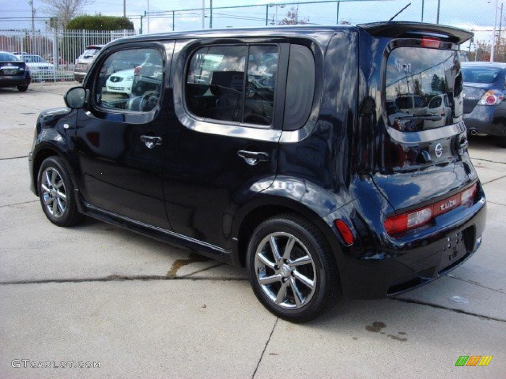 Sapphire black pearl 2010 nissan cube krom edition exterior photo sapphire black pearl 2010 nissan cube krom edition exterior photo 56900971 vanachro Image collections