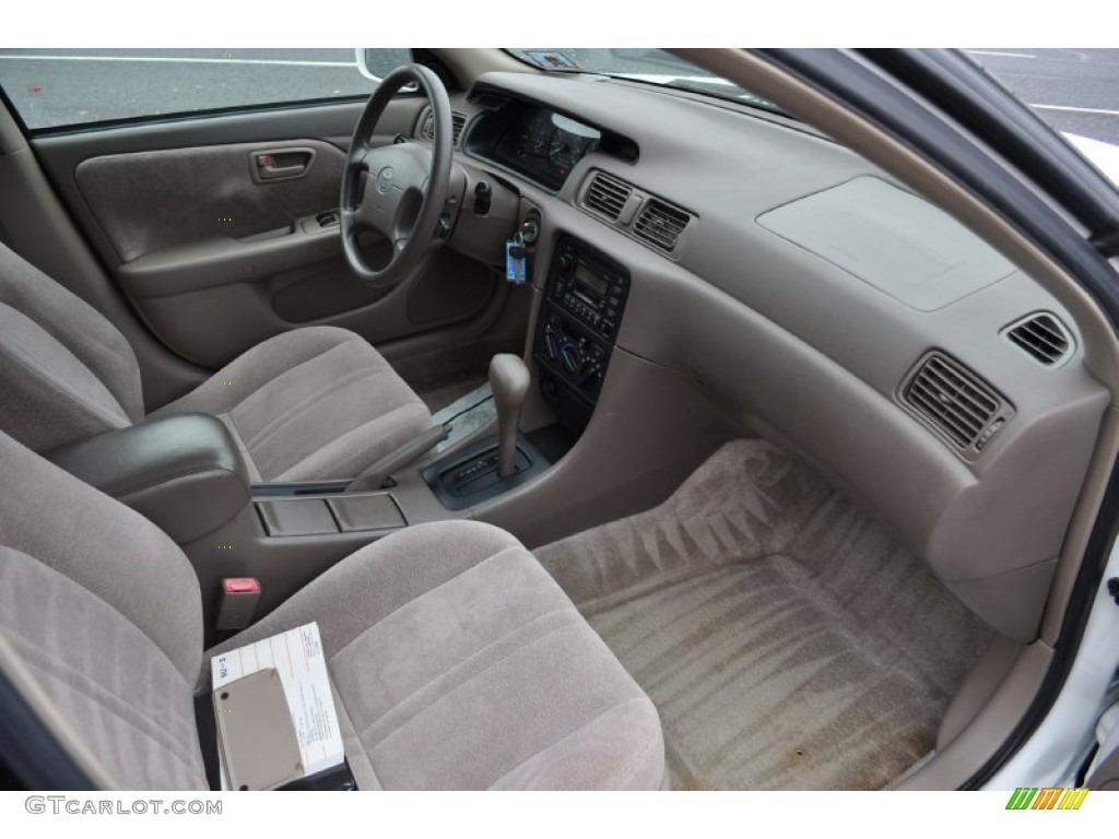 oak interior 1999 toyota camry le v6 photo 56905396