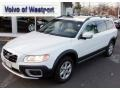 Ice White 2011 Volvo XC70 3.2 AWD