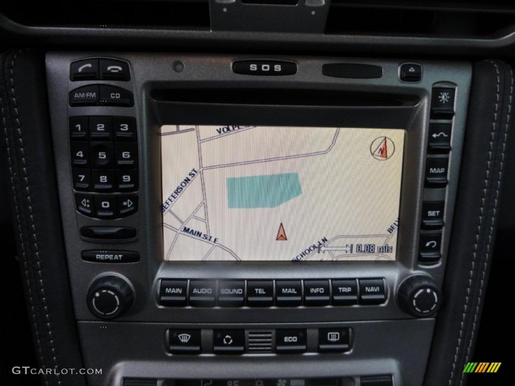 2007 Porsche 911 GT3 Navigation Photos