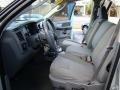 Medium Slate Gray 2008 Dodge Ram 1500 Interiors