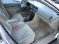 Ivory 1997 Honda Accord Interiors