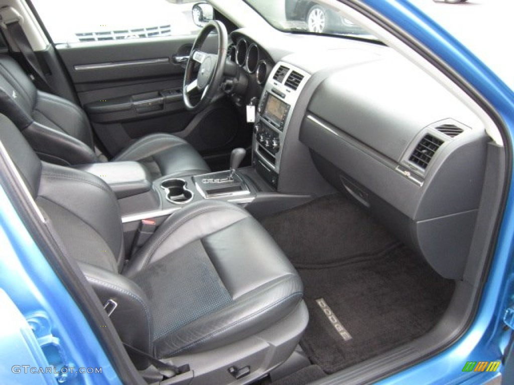 2008 Dodge Charger Srt 8 Super Bee Interior Photo