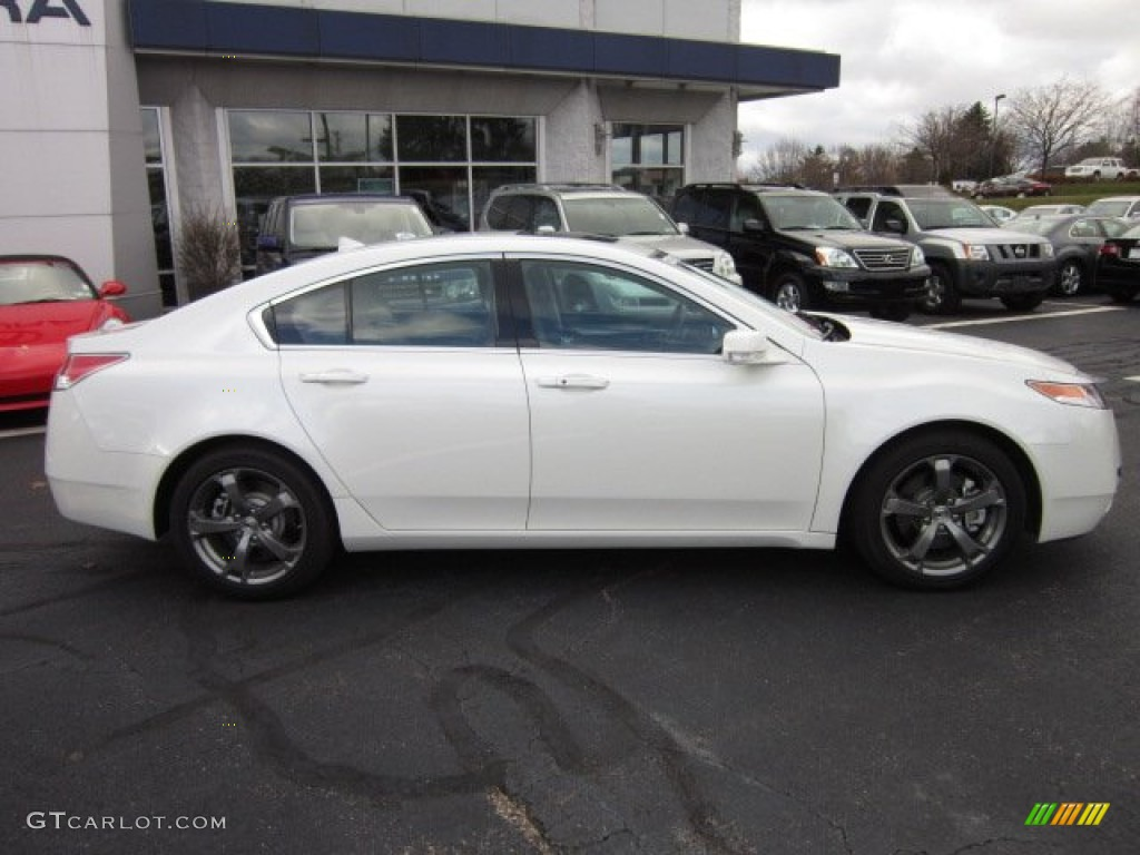 Acura Tl Pearl White Paint Code