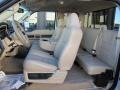 Medium Stone 2010 Ford F250 Super Duty Interiors