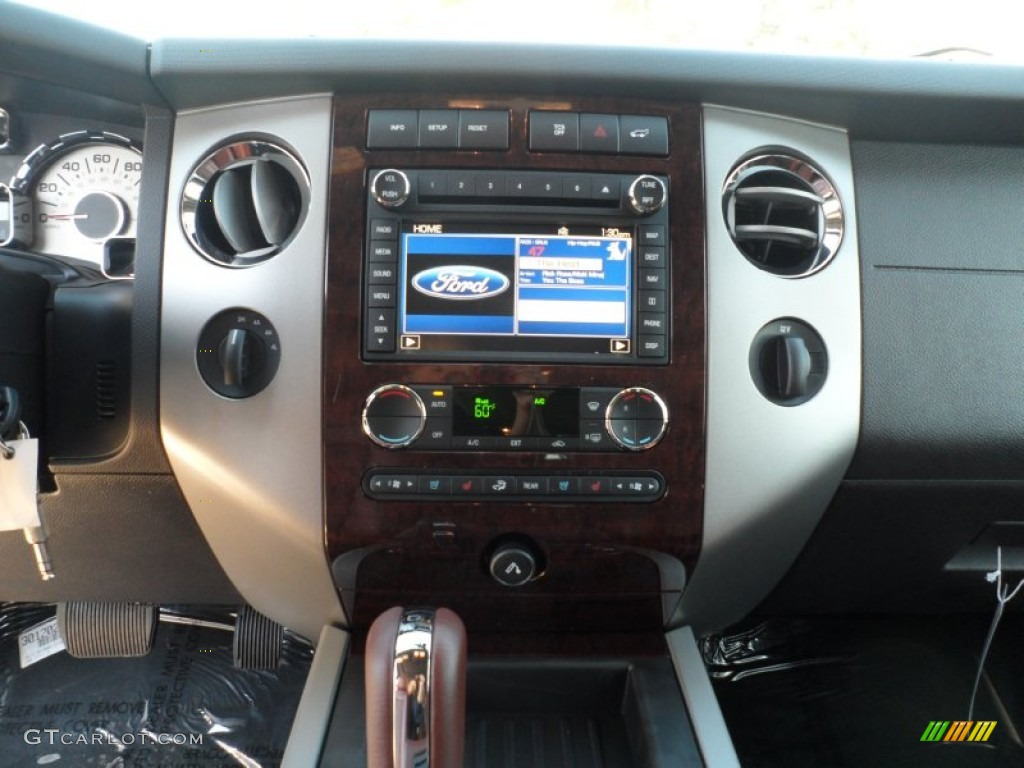 2012 ford expedition el king ranch 4x4 controls photo 56921977